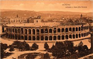 CPA AK VERONA Anfiteatro o Arena ITALY (493453)