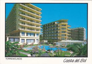 Spain Hotel Amaragua e Hotel Jorge V Torremolinos Costa Del Sol