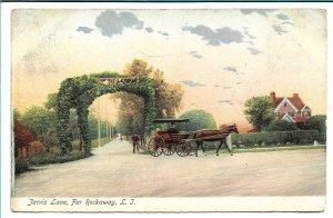 Far Rockaway, NY - Jarvis Lane - 1907