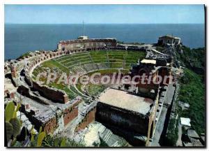 Postcard Modern Taormina