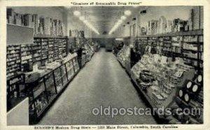 Eckerd's Modern Drug Store, Columbia, S.C., South Carolina, USA Drug Store Un...