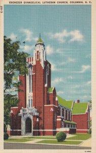 COLUMBIA, South Carolina, PU-1943; Ebenezer Evangelical Lutheran Church