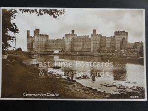 Old RP - Caernarvon Castle