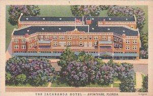Florida Avon Park The Jacaranda Hotel