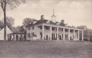 Virginia Mount Vernon Home Of George Washington-Albertype