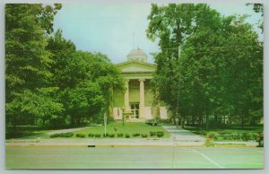 Frankfort Kentucky~Old State House~Kentucky Historical Society~Vintage Postcard