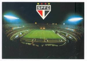 Soccer Stadium  SPFC, Sao Paulo, Brazil, 70-90s