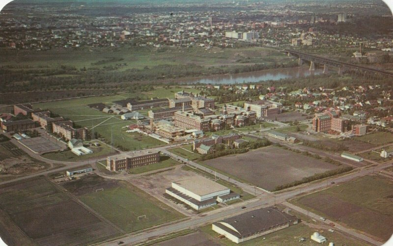EDMONTON , Alberta , Canada , 50-60s ; University of Alberta