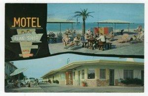 St. Petersburg, Florida, Views of The Flagship Motel, 1959
