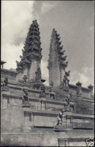 indonesia, BALI, Hindu Temple (1940s) RPPC