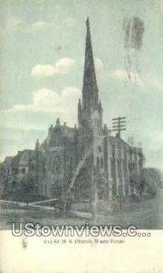 5th St ME Church - Waco, Texas