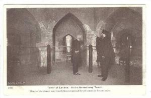 Tower Of London- In The Beauchamp Tower, London, England, UK, 1900-1910s