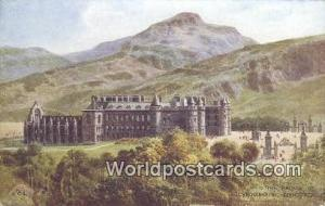 Scotland, Escocia Palace of Holyroodhouse Edinburgh Palace of Holyroodhouse