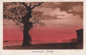 CONSTANTINOPLE, Turkey, 1910-1930s; Prinkipo