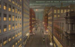 KANSAS CITY - Missouri , 00-10s ; Petticoat Lane by Night