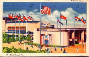 New York World's Fair 1939 The British Pavlion 1940