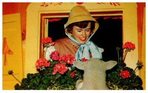 New York Lake George Storytown  Mary and her Little Lamb