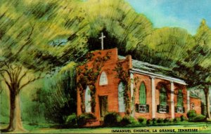 Tennessee La Grange Immanuel Church