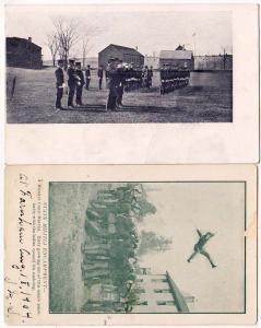 2 - State Militia Encampment 1904 & Inspection