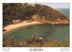 Guernsey Postcard Fermain Bay St Martins, C. Islands by D.R Photography Ltd P31