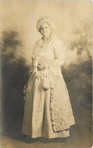 Late Sister Mary Ellen as Martha Washington~Eastern Star Entertainment c1920