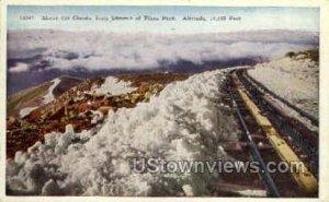 Pikes Peak - Colorado Springs , Colorado CO