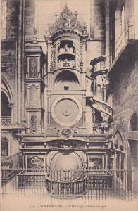 France Strasbourg L'Horloge Astronomique