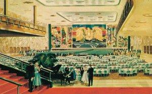 USA Sheraton Hall Sheraton Park Hotel and Motor Inn Vintage Postcard 07.46