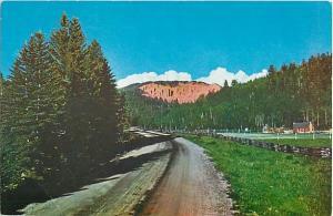 Cedar Canyon to Cedar Breaks National Monument Utah UT