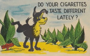 Do your Cigarettes Taste Different Lately? , 1950-60s