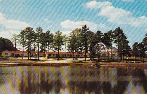 Samyra Lake Motor Court Raleigh North Carolina 1960