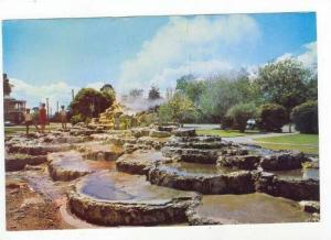 Thermal Terraces, Rotorua, New Zealand 60-70s