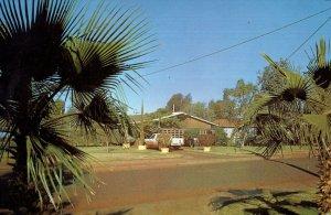 Bungalow at Mount Newman Pilbara Western Australia Postcard