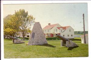Park, Lunenburg Nova Scotia, Canada,