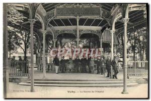 Old Postcard Vichy Cures From The Source I & # 39Hopital
