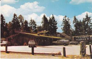 Exterior, The Old Country Market, Coombs, B.C., Canada,  40-60s