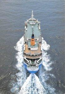 Ferry Akebono A Line Ship Unused