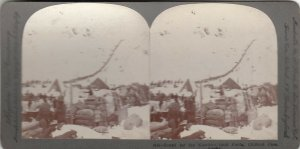 SV : Chilcoot Pass , Alaska , 1898 ; Gold Rush : #4