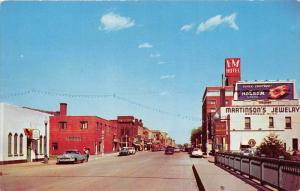 4536  MN Moorhead  Center Avenue  looking East