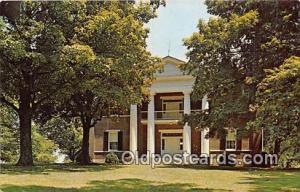 Hermitage, TN, USA Tulip Grove, Hermitage