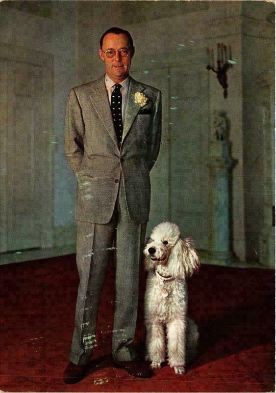 CPM AK Prins Bernhard DUTCH ROYALTY (734532)