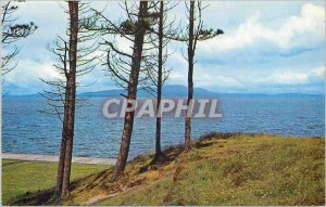 Modern Postcard from Silloth Criffel