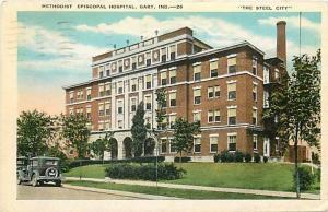 IN, Gary, Indiana, Methodist Episcopal Hospital, Tribe of K No. 7370N