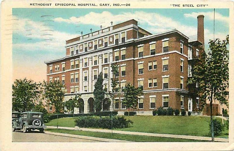 IN, Gary, Indiana, Methodist Episcopal Hospital, Tribe of K No. 7370N
