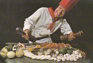 California Palm Springs Kobe Japanese Steak House 1978