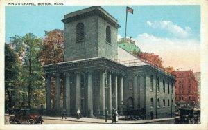 USA Boston Massachusetts King's Chapel 03.31