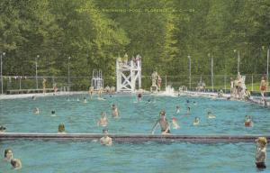 FLORENCE , South Carolina , 30-40s ; Municipal Swimming Pool