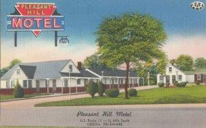 ODESSA , Delaware , 1930-40s ; Pleasant Hill Motel