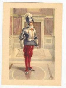 Citta del Vaticano, Guardia Svizzera - Comandante in tenuta di gala, 20-40s