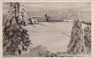 RP, Kurhaus Winterberg (Hochsauerland), North Rhine-Westphalia, Germany, 1920...